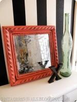 Silhouette-tastic Acid Mirror Giveaway