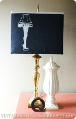 Scandalous Silhouette Tutorial and Lamp Linky!