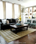 Hailee's Living Room Makeover Reveal