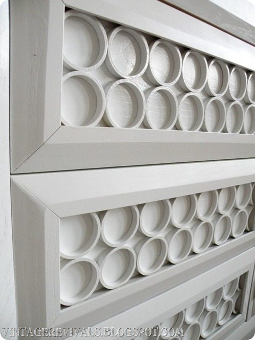 PVC Pipe Dresser Overhaul • Vintage Revivals