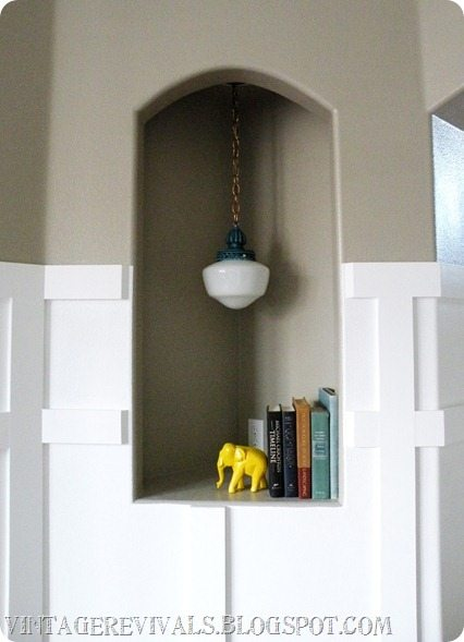 How to install a schoolhouse light[3]