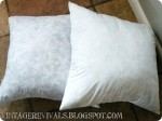 How To Save A Ton When Making Your Own Pillows