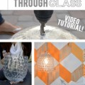 howtodrillthroughglass
