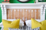 Mantle To Headboard Tutorial