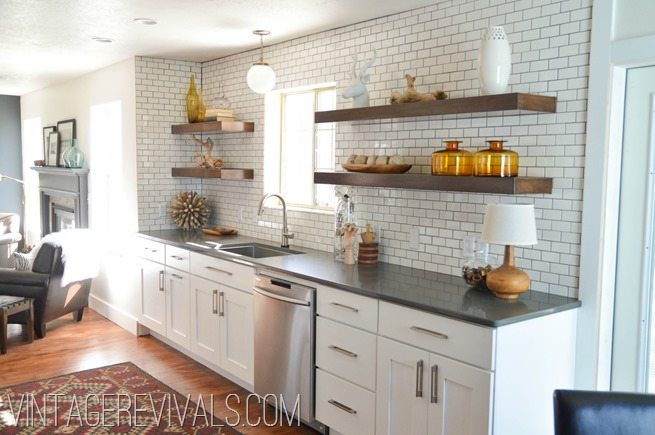 Alicia S Kitchen Renovation Reveal Vintage Revivals