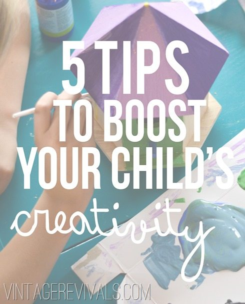 5 Tips To Boost Your Child's Creativity @ Vintage Revivals[6]