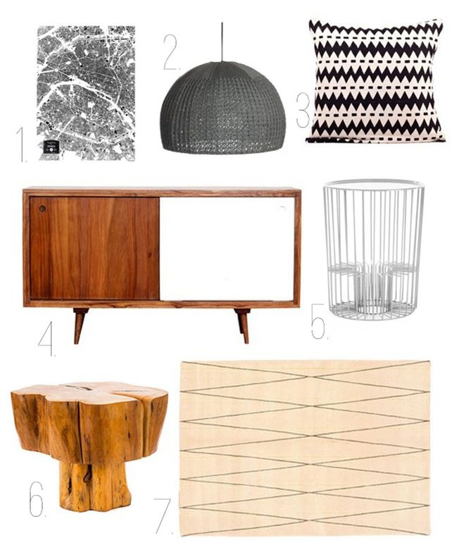 Fab Black and White Ideas @ Vintage Revivals[4]