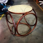 Thread Wrapped Stool