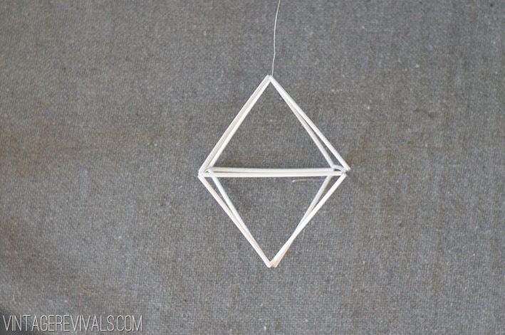Geometric Himmeli Ornament Tutorial vintagerevivals.com-16