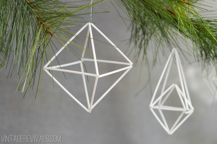 Geometric Himmeli Ornament Tutorial vintagerevivals.com-3-2
