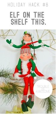 Holiday Hack Elf On The Shelf