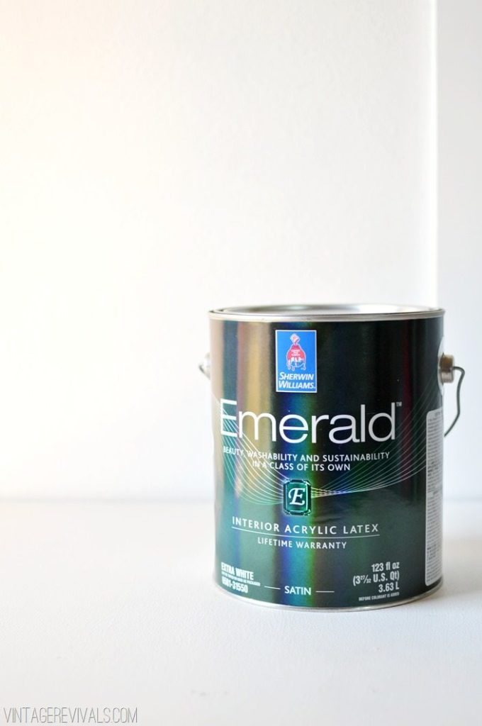 For The Walls In Merc I Used Mandi White Get Recipe And See All Of Our Paint Colors Here Emerald Interior With A Matte Finish