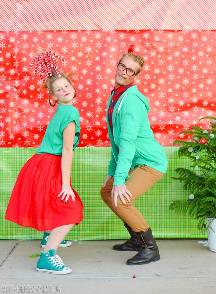 vintagerevivals.com Twerking Whos Grinch Christmas Pictures