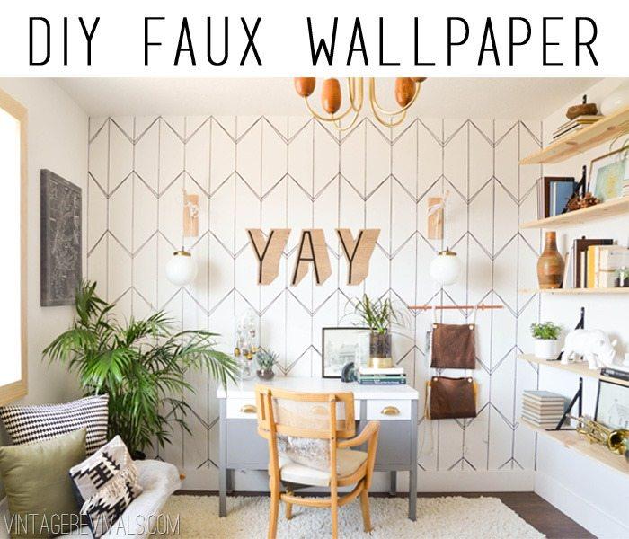 DIY Sharpie Walls