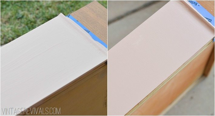 How To Get A Smooth Paint Finish. 3 Frustrating Furniture Painting Problems Solved With One Tip