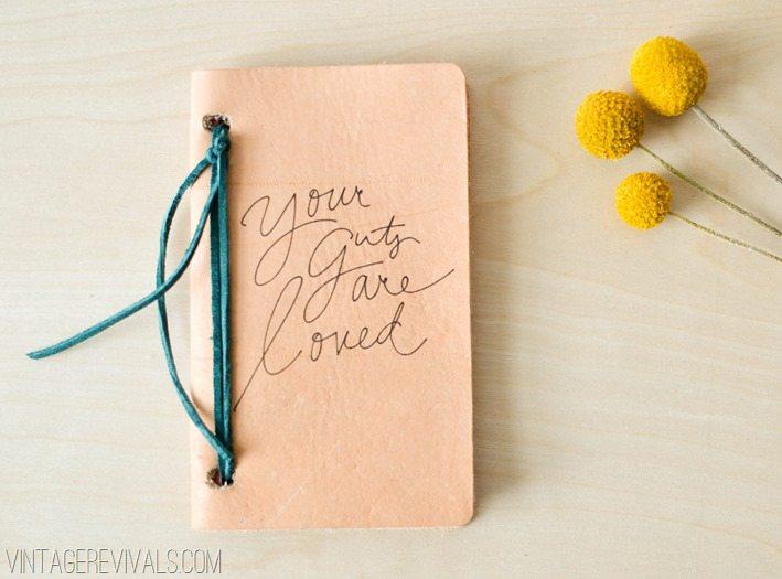 DIY Cricut Explore Leather Notebook_-6