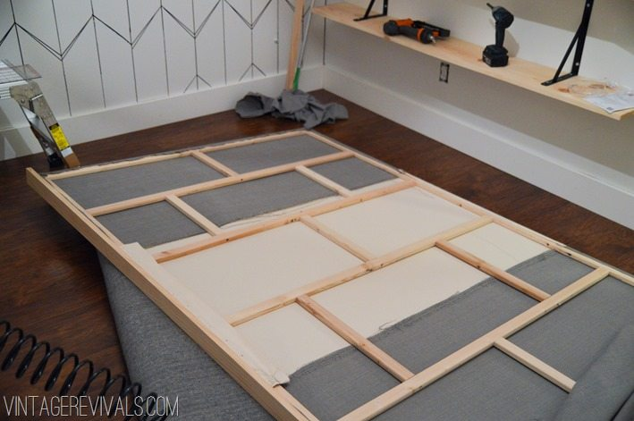 How To Build A Lightweight Sliding Barn Door Vintage Revivals