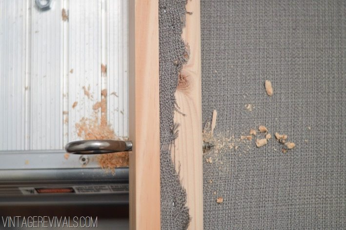 DIY Lightweight Sliding Barn Door-6