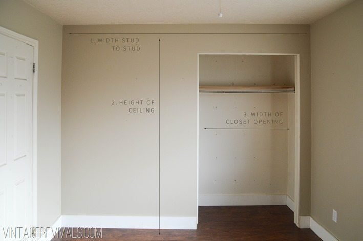 How to measure for a sliding barn door