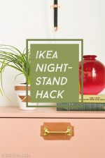 Leather and Brass Campaign IKEA Rast Hack