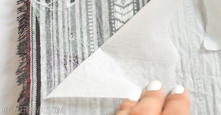 DIY Floor Cloth-4