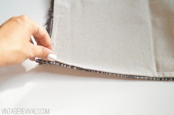 DIY Floor Cloth-8
