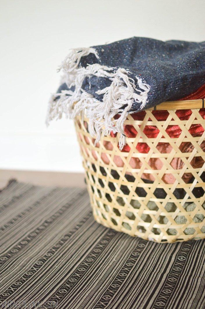Tribal Floor Cloth