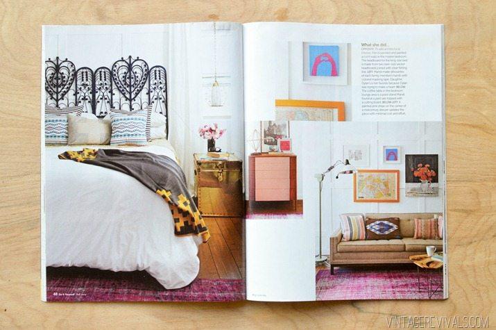 DIY Magazine Vintage Revivals