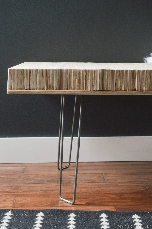 DIY Stacked Plywood Bench Vintage Revivals : DIYStackedPlywoodBenchvintagerevivalscom9 from www.vintagerevivals.com size 715 x 1075 jpeg 156kB