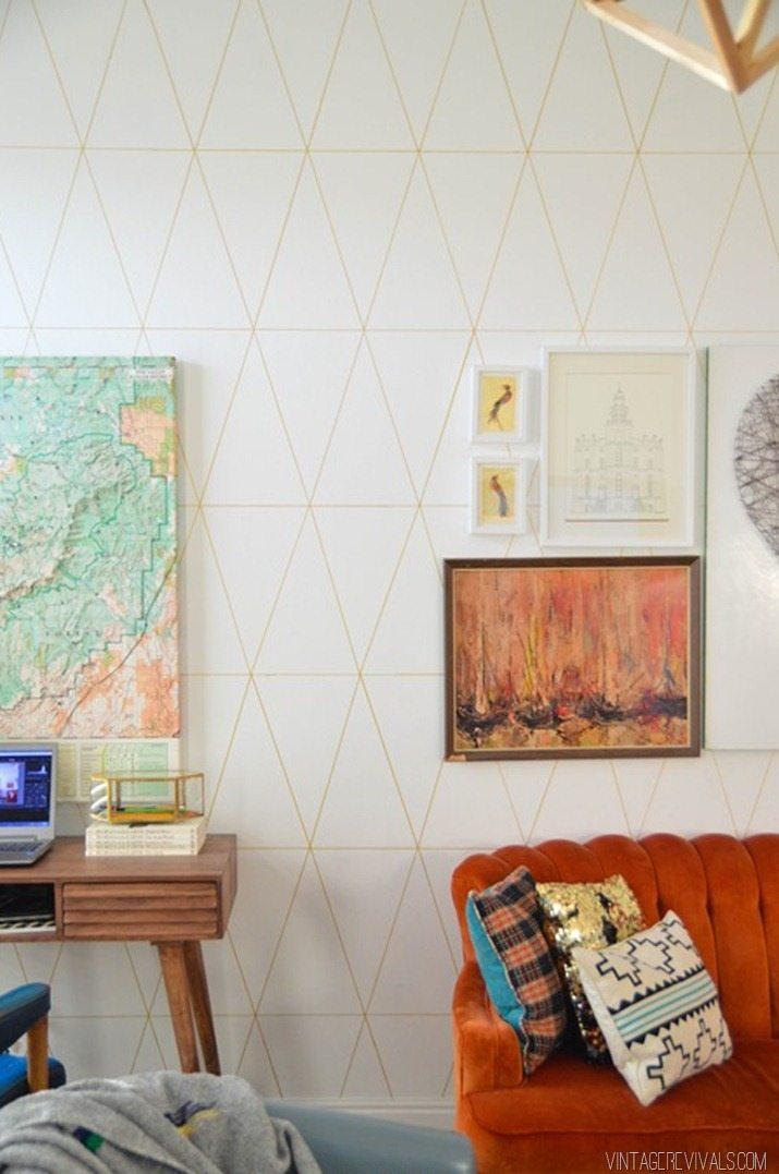 DIY Wallpaper Tutorial @ Vintage Revivals-1[3]