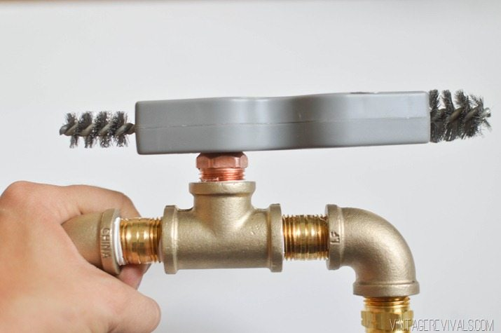 Well known DIY Brass Bridge Faucet • Vintage Revivals DG56