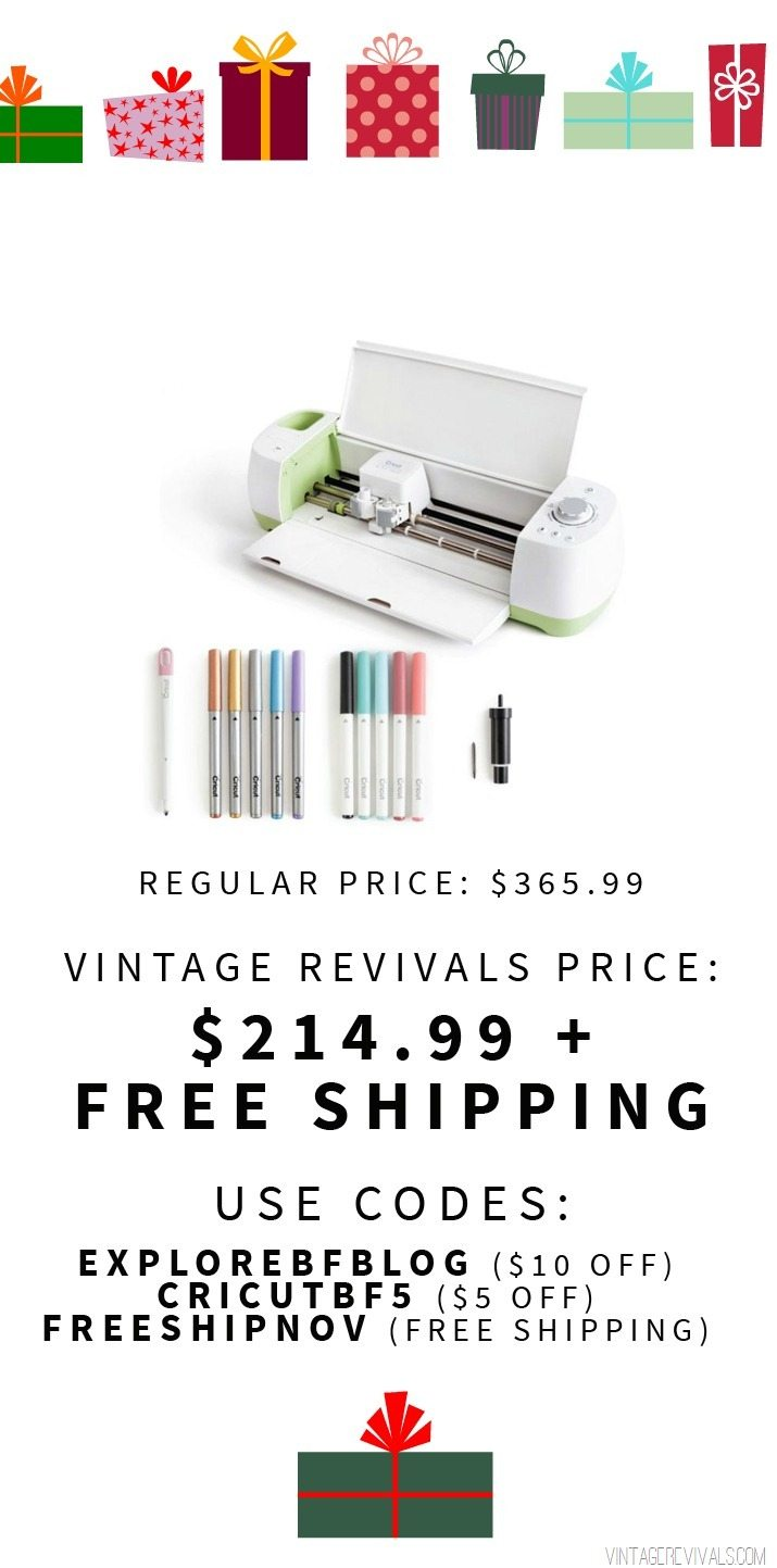 Cricut coupon codes