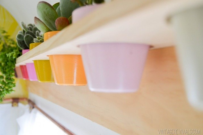 DIY Planter Shelf-14