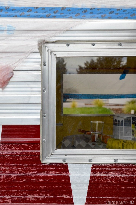 Replacing Windows on a Vintage Camper-5