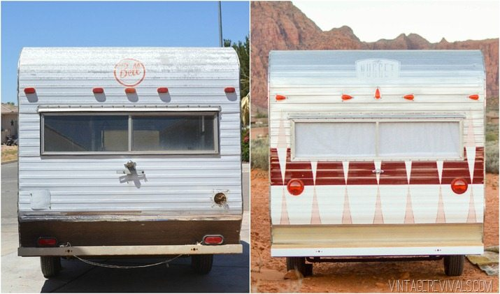 The Nugget: Finishing Off The Exterior • Vintage Revivals