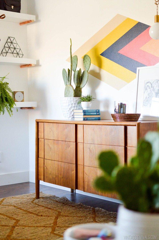DIY Vintage Bedroom Ideas