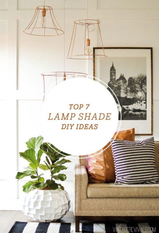 38 Project Ideas That YOU Can Rock!! • Vintage Revivals