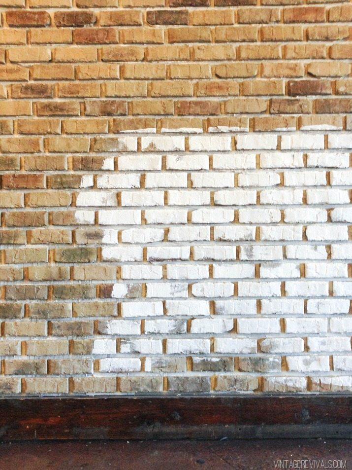White Brick In Restaurant-4