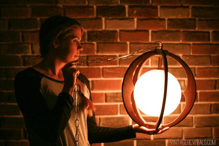 Before GE reveal LED Light Bulb
