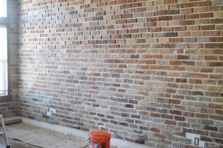 Grouting Brick Veneer Vintage Revivals Bloglovin