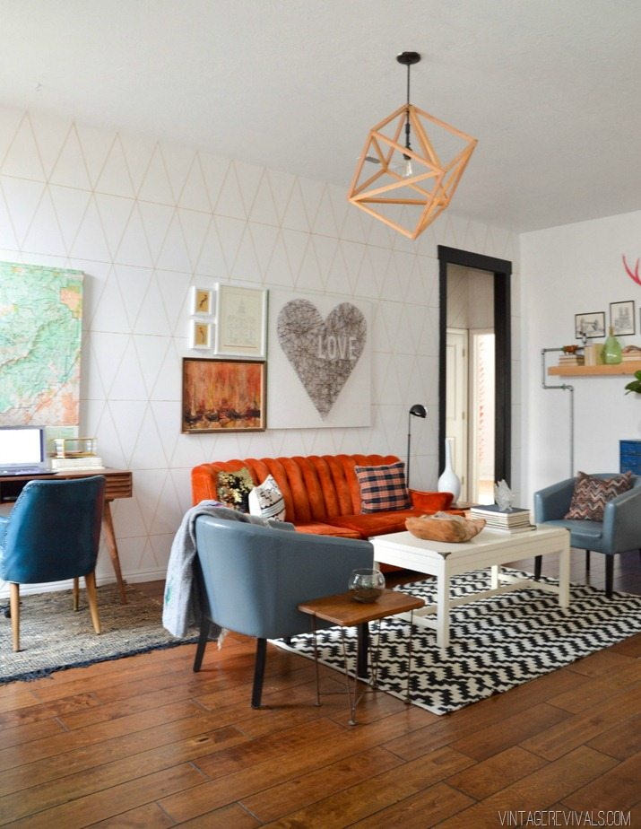 Living Room Makeover @ Vintage Revivals-6-2