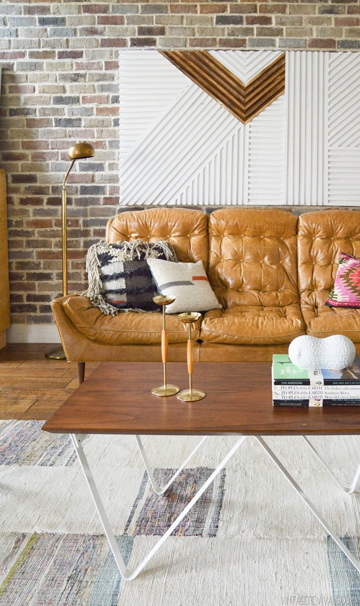 Loft Living Room Decorating Ideas: Loft Living Room & Entryway Makeover Reveal!