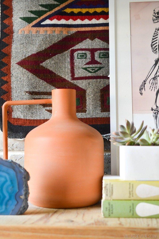 Loft Living Room Makeover vintagerevivals.com-27