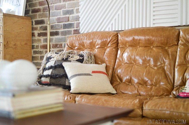 Loft Living Room Makeover vintagerevivals.com-35