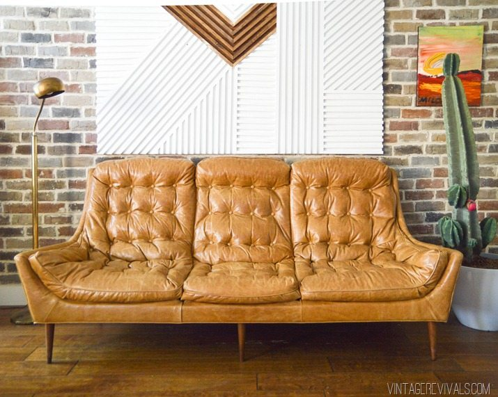 When To Reupholster A Couch + Coupon Code