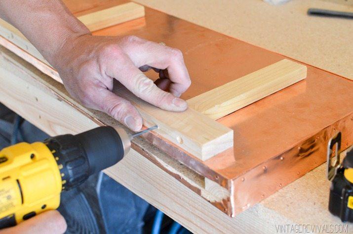 DIY Copper Floating Shelves-2