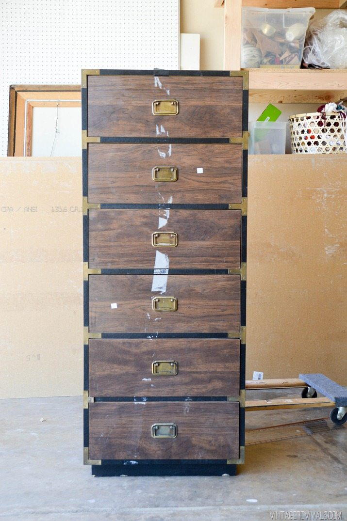 Marvelous How To Paint A Laminate Dresser