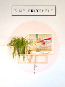 simplediyshelf