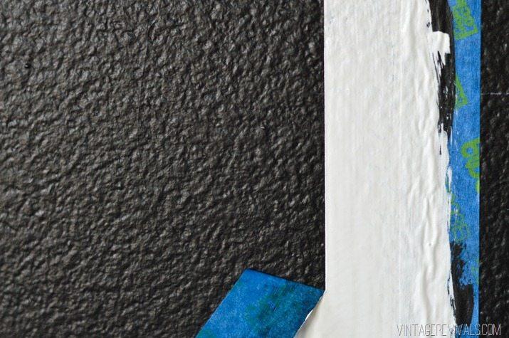 Black and White Geo Wall-33