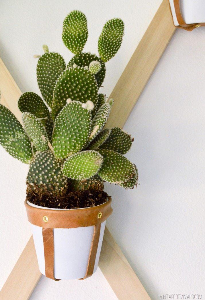 Indoor Plant Trellis Wall-20